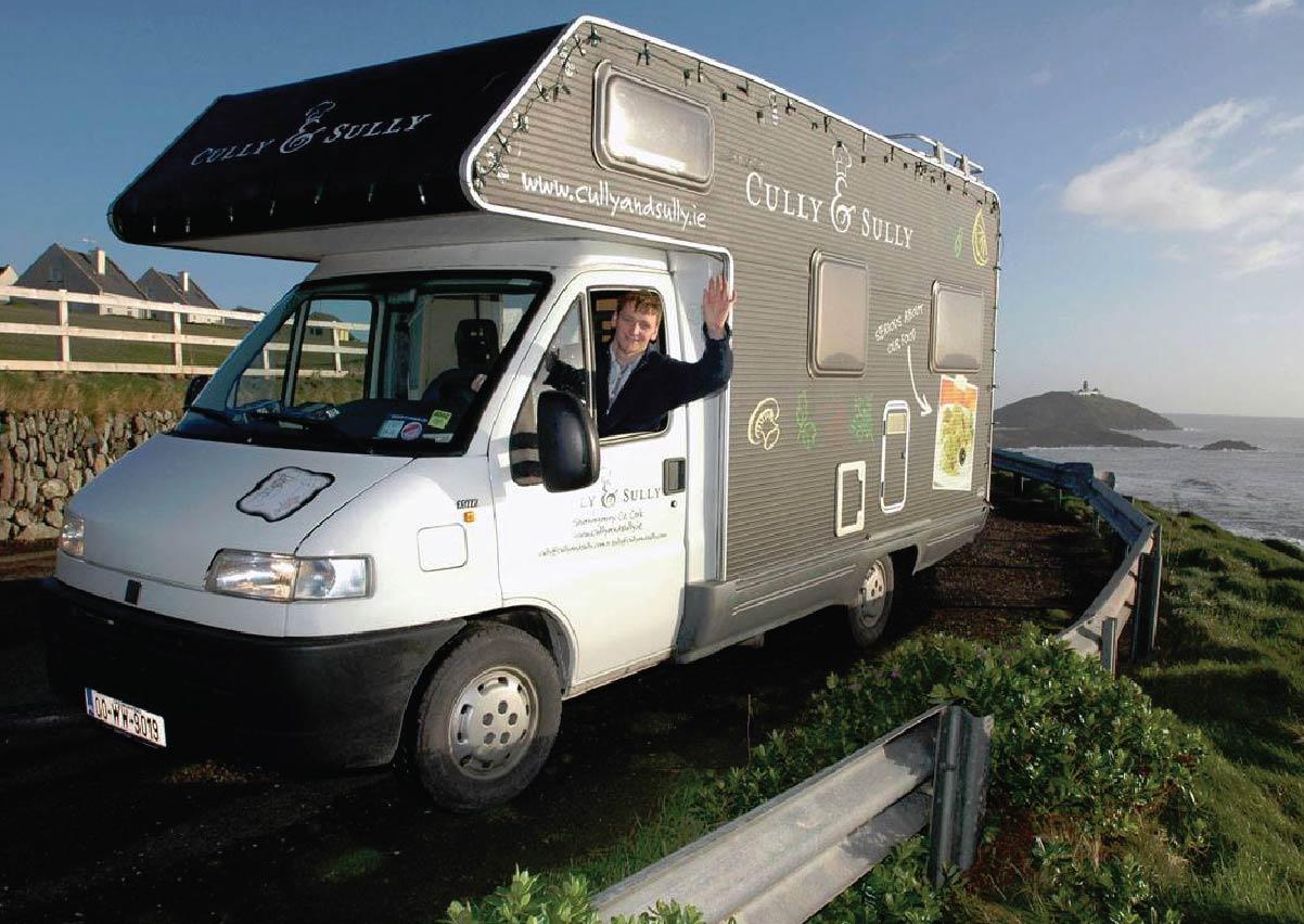 Cully & Sully Camper Van